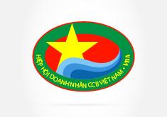 Thiết kế logo Hiệp hội Doanh nhân Cựu chiến binh Việt Nam