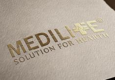 Thiết kế logo thương hiệu Medilife – Thiết bị CSSK