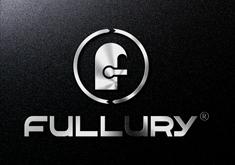 Thiết kế logo thương hiệu Khóa Fullury