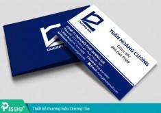 Thiết kế Business card và những điều cần lưu ý
