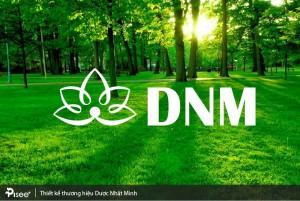 Thiết kế logo thương hiệu dược phẩm Nhật Minh