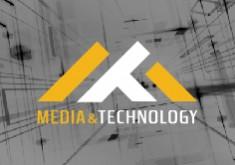 Thiết kế logo thương hiệu Media Technology