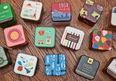 Lấy cảm hứng từ 20 phong cách thiết kế bao bì vintage
