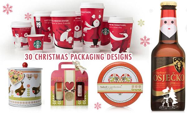 Trứng phục sinh cho thiết kế mùa giáng sinh